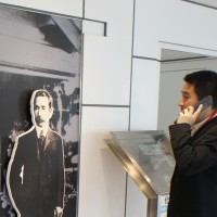 漱石山房記念館音声ガイド